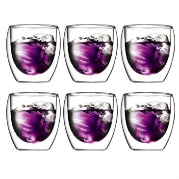 Szklanki termiczne Bodum Pavina BD-4558-10-12