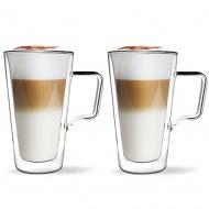 Szklanki termiczne do latte 2 szt 350ml Diva