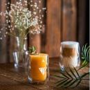 Szklanki termiczne Geo Vialli Design na sok i kawę