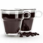 Szklanki termiczne na kawę 2szt. 250ml Judge