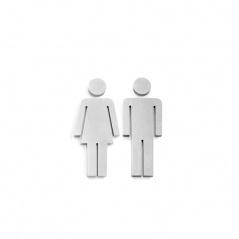 Szyld Zack Indici kobieta lub mężczyzna