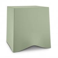 Taboret 42,8x40,6x41,6 cm Koziol BRIQ eukaliptusowa zieleń KZ-5788655