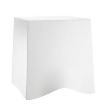 Taboret Koziol Briq biały