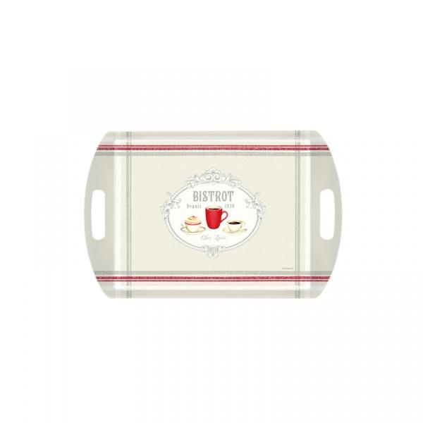 Taca prostokątna Nuova R2S Bistrot Olives A28101 BIST