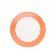 Talerz 23 cm Kahla Pronto Colore pomarańczowy
