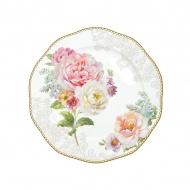 Talerz deserowy 19cm Nuova R2S Romantic Lace