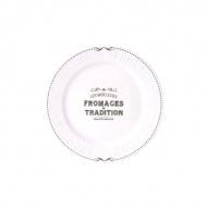 Talerz do serwowania 19cm Nuova R2S Delices Gourmets