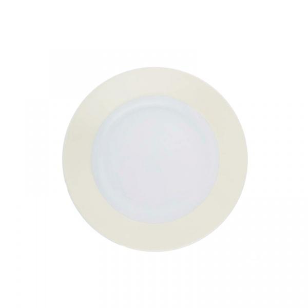Talerz śniadaniowy 20,5 cm Kahla Pronto Colore kość słoniowa KH-573447A72263C