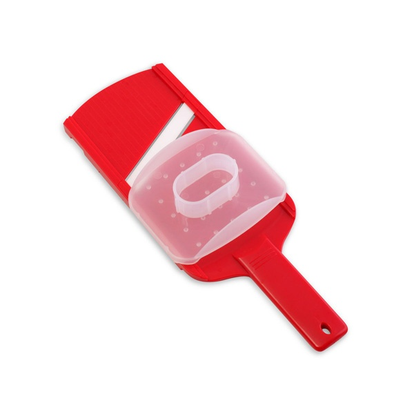 Tarka ceramiczna Vialli Design Colori czerwona 5905933230799