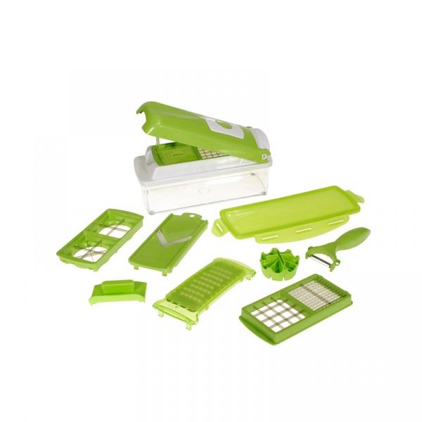 Tarka szatkownica Nicer Dicer Plus zielona B439629