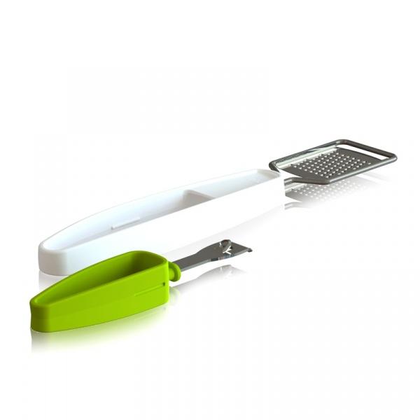Tarka z wycinaczem 2 w 1 do cytrusów Tomorrow's Kitchen Plus Tools TK-4664660