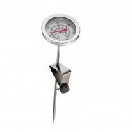 Termometr do głębokiego tłuszczu, 21 cm Kuchenprofi srebrny
