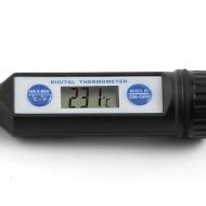 Termometr kuchenny elektroniczny Weis czarny