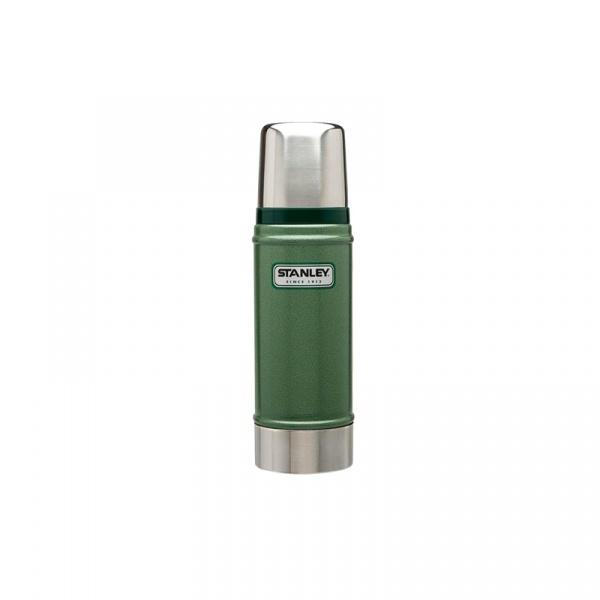 Termos stalowy 0,47 l Stanley Classic zielony ST-10-01228-027