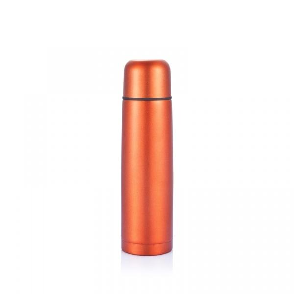 Termos stalowy 500 ml XDDesign pomarańczowy XD-P430.128