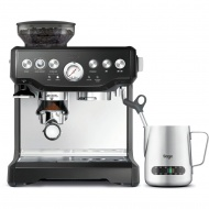 THE BARISTA EXPRESS™ - SES875BKS + Gofrownica SWM520 Sage THE BARISTA EXPRESS™ - SES875BKS + Gofrown