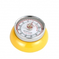 Timer mechaniczny 7 cm Zassenhaus Speed żółty
