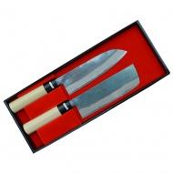 Tojiro Shirogami Zestaw 2 noży