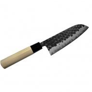 Tojiro Zen Hammered nóż Santoku 17cm
