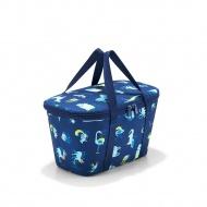 Torba coolerbag XS kids abc friends blue