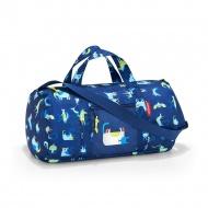 Torba mini maxi dufflebag S kids abc friends blue