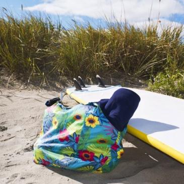 Torba plażowa/zakupy Sagaform Paradise