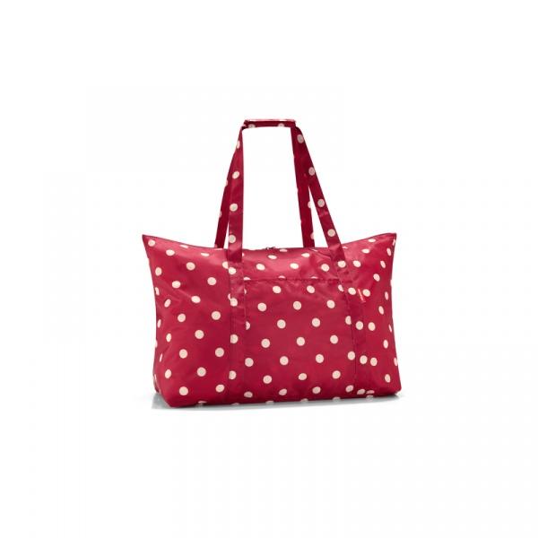 Torba podróżna Reisenthel Mini Maxi Travelbag ruby dots AG3014