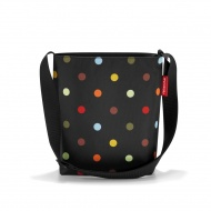 Torba Reisenthel Shoulderbag S dots