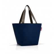 Torba shopper M dark blue