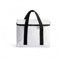 torba termiczna na 6 puszek 0,5 l, biała