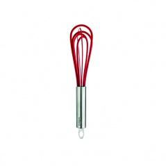 Trzepaczka silikonowa 25,5 cm Cuisipro czerwona
