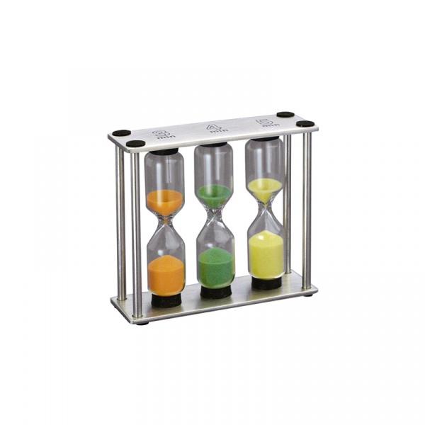 Trzy klepsydry Cilio multikolor CI-201406
