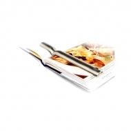 Uchwyt do trzymania stron książki kucharskiej Sagaform Edge Project