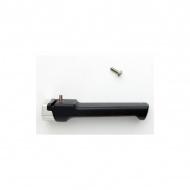 Uchwyt dolny szybkowaru 18cm Fissler Vitavit Premium czarny