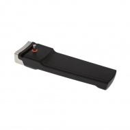 Uchwyt dolny szybkowaru 22cm Fissler Vitavit Premium  czarny