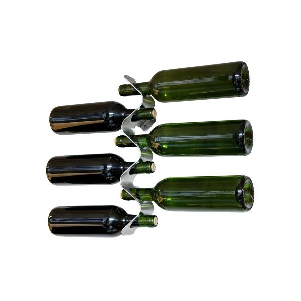 Uchwyt na butelki wina lub szampana Forminimal FWR001