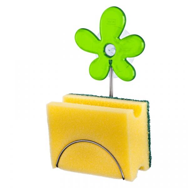 Uchwyt na gąbkę Koziol A-pril zielony KZ-5887543