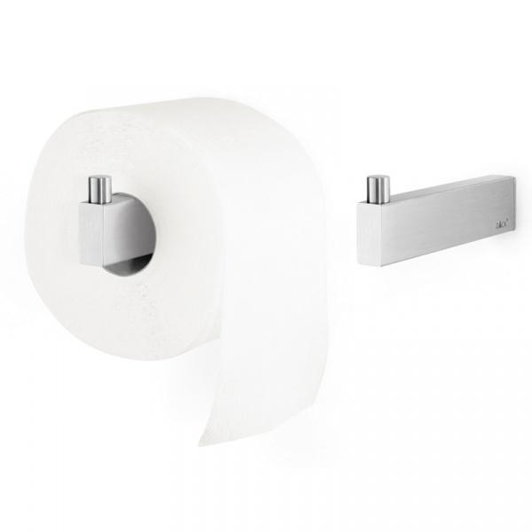 Uchwyt na papier toaletowy 12 cm Zack Linea ZACK-40391