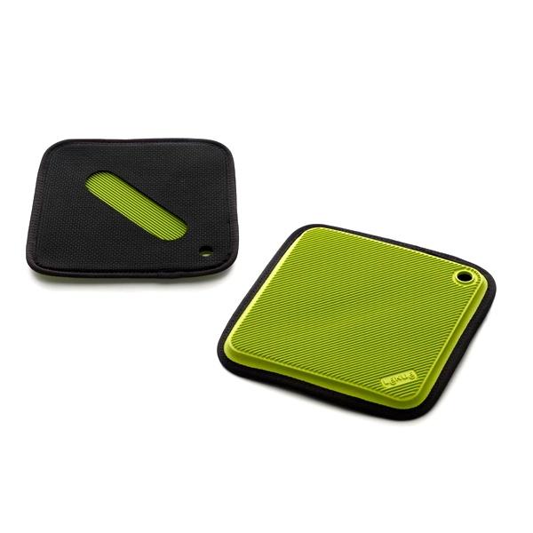 Uchwyt - podkładka NEO Lekue Tools zielona 0232500V10U045
