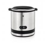Urządzenie 3w1 do przygotowania lodów Kitchenminis WMF Electro czarno-srebrna