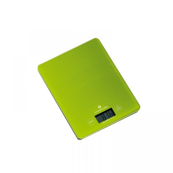 Waga elektroniczna Zassenhaus Balance zielona ZS-073225