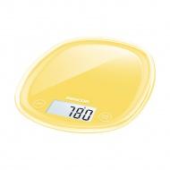 Waga kuchenna 18x22x2,6cm Sencor SKS 36YL żółta
