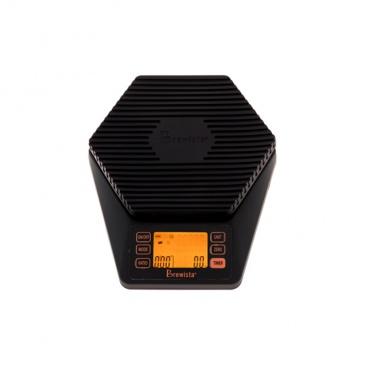 Waga Ratio Scale 10,6x1,8x12,7 cm Brewista czarna RATIO