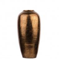 Wazon dekoracyjny złotobrązowy LORCA