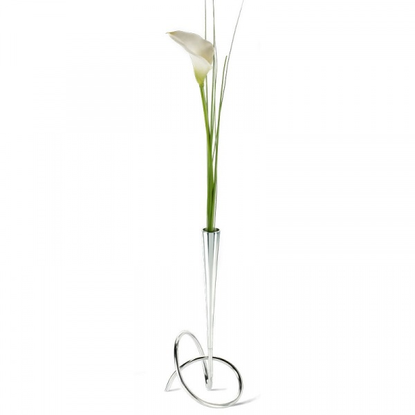 Wazon na kwiaty Black+Blum Flower Loop FL003