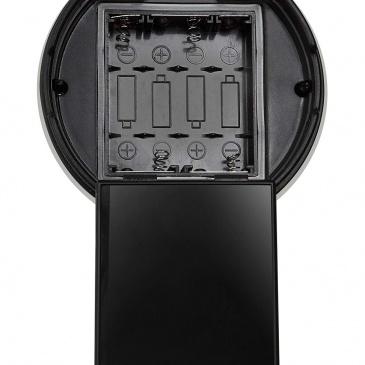 Wejscie na baterie w dozowniku Umbra otto czarnym