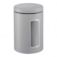 Wesco - Pojemnik z okienkiem CL 2l ciepły szary MATT Wesco