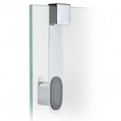 Wieszak do łazienki na kabinę prysznicową Blomus Areo polerowany