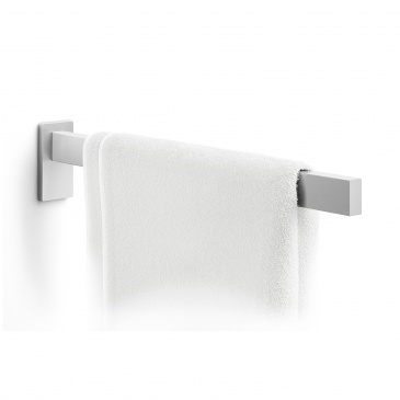 Wieszak na ręcznik 42cm Zack Linea srebrny matowy