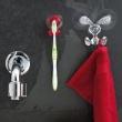 Wieszak na ręcznik Koziol Bunny turkusowy KZ-5650620